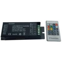 DMX512 декодер три канален с дистанционно Lightex