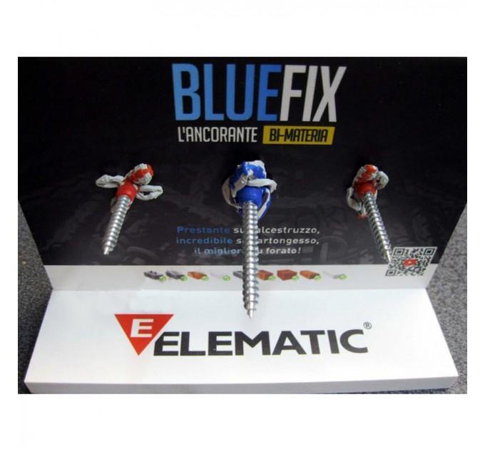 Elematic Дюбел Bluefix 5x30 568284 - 100 бр
