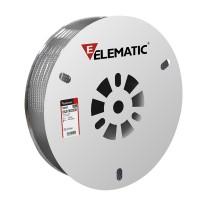 Elematic Термоизолационен шлаух 12-22mm черен 50м.15502012