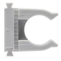 Elematic Elematic Фиксиращ елемент за тръби PVC ECLIP 40мм 13502140- 50 бр