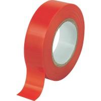 ELEMATIC Изолирбанд NI 20R 15x0.13mm 10m червен