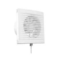 Вентилатор PLAY CLASSIC Ф100 WP бял осов с пров. и щепсел 007-3601 DOSPEL