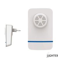 Ултразвуково устройство против насекоми за контакт 3W 20-55KHz за площ 60-80м2 Lightex