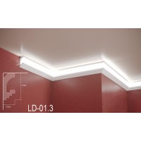 Профил за скрито осветление LD-01.3 2м.