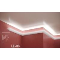 Профил за скрито осветление LD-6 2м.