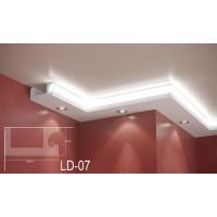 Профил за скрито осветление LD-7 2м.