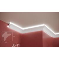 Профил за скрито осветление LD-11 2м.