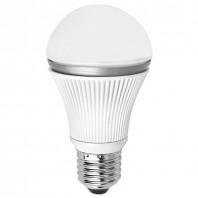 Led лампа 7W 220V E27 A60 CW  6000K Visiblelux