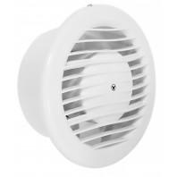 Вентилатор NV12 S Ф120 бял осов таванен 007-0439 DOSPEL